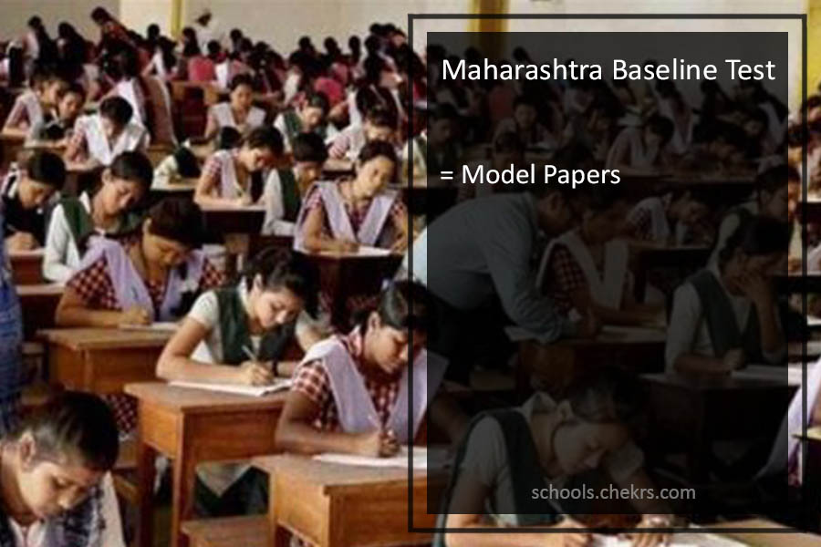 Baseline Test Question Papers 2019- Marathi, English 2nd-8th