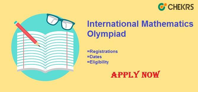 International Mathematical Olympiad 2019 Registration - Tips