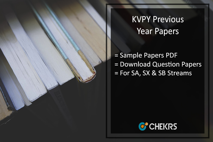 Kvpy Previous Year Question Papers Pdf