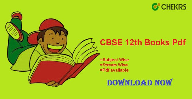 Cbse 12th Books Pdf