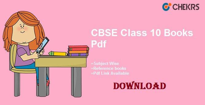 Class 10 Books Pdf
