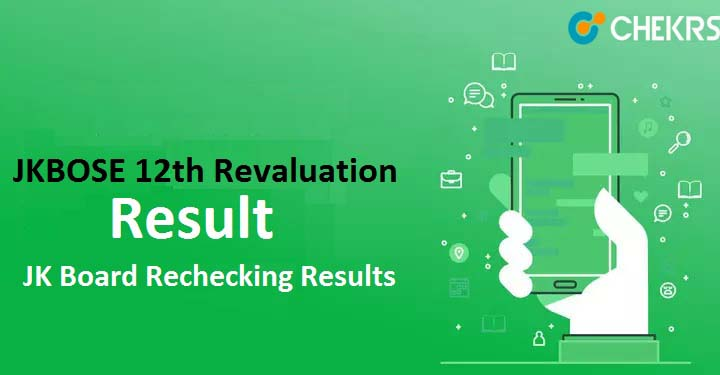 JKBOSE 12th Revaluation Result 2019 - Available Here