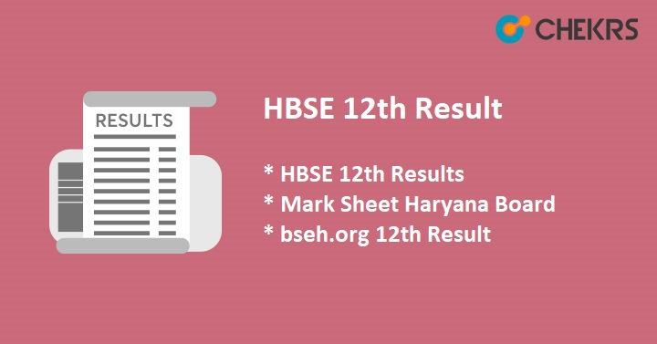 HBSE 12th Result 2019 (Released) - Download Haryana Board