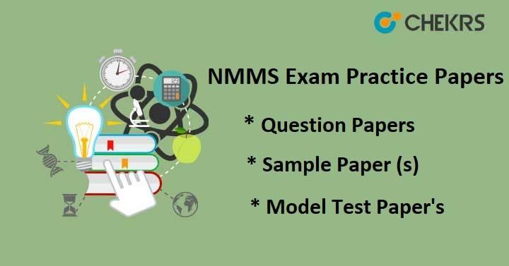 NMMS Model Paper 2019 - Scholarship Exam Sample/ Question