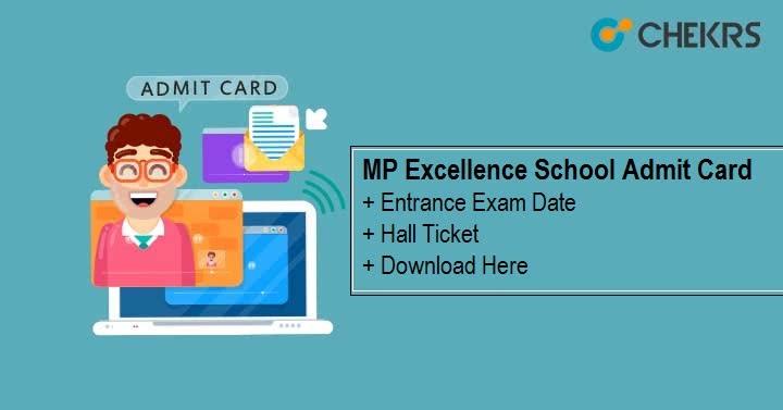 mp online admit card download