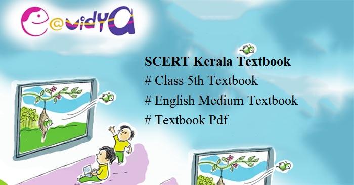 SCERT Kerala Textbook for Class 5 - Download Std V Books Pdf