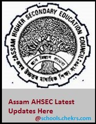 Assam Board HS Exam Routine 2017, AHSEC Time Table Released