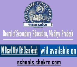 MP Board 10th Result 2017- mpbse.nic.in High School Scorecard Available