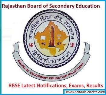 RBSE 12th Admit Card 2017, Rajasthan Board 12th Exam Hall Ticket/ Roll Number