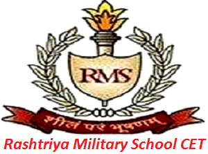 Rashtriya Military School CET 2017