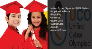 Unified Cyber Olympiad (UCO) 2016-17 Result, Cut off Marks, Merit List