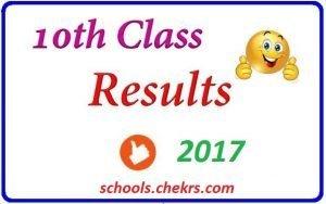 10th Board Results 2017