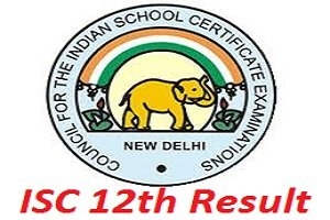 ISC 112th Result 2017