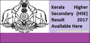 Kerala Board HSE Result 2017- DHSE Kerala +2 Arts, Commerce, Science Scorecard