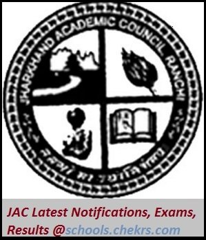 Jharkhand Board (JAC) Time Table, Admit Card, Result, Schools