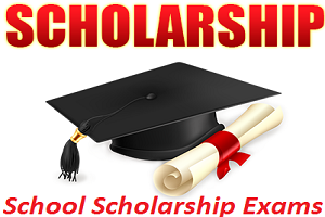 School Scholarship Exams 2017