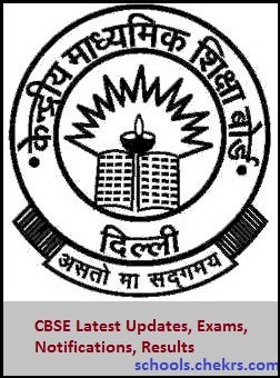 CBSE 10th/ 12th Private Admit Card 2017- Central Board Hall Ticket