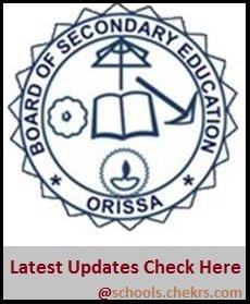 Odisha Board (CHSE)- Time Table, Admit Card, Result, Schools