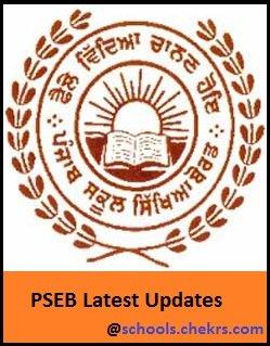 Punjab Board (PSEB)- Date Sheet, Admit Card, Result, Schools