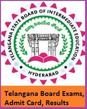 Telangana Board (TBSE)- Time Table, Admit Card, Result, Schools