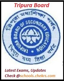 Tripura Board (TBSE)- Time Table, Admit Card, Result, Schools