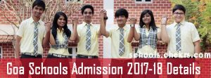 Goa Schools Admission Entrance Exam 2017- Eligibility, Dates Check here