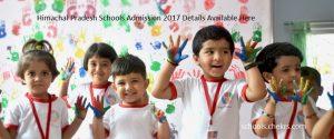 HP Schools Entrance Exam 2017- Admission Process, Dates, Schedule