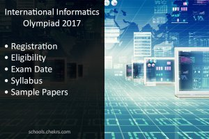 IIO Olympiad 2017- Registration, Eligibility, Syllabus, Sample Papers