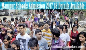 Manipur Schools Entrance Exams 2017- Admission Process, Dates, Eligibility