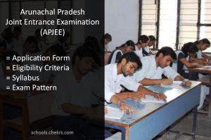 APJEE 2017- Online Form, Eligibility, Exam Dates, Pattern, Syllabus