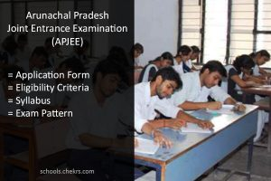 APJEE 2017- Online Form, Eligibility, Exam Dates, Pattern, Syllabus