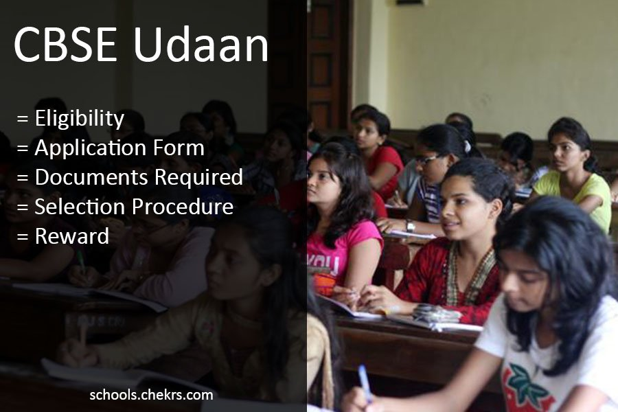 CBSE UDAAN Project for Girls (Class 11 & 12) Engineering