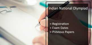 Indian National Olympiad (INO) - Registration Form, Dates, Result