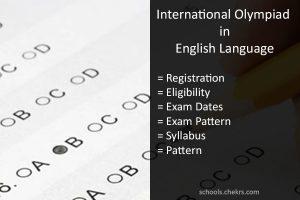 SilverZone IOEL 2017- International Olympiad in English Language