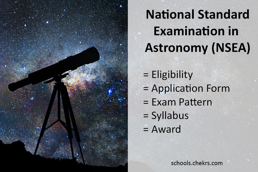 NSEA 2017 - National Standard Examination in Astrology
