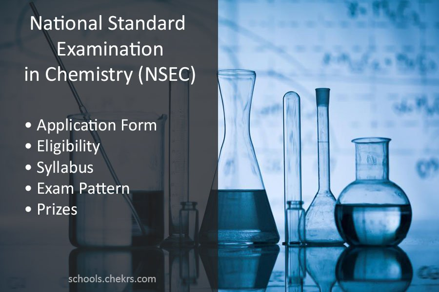 NSEC Olympiad 2017 - National Standard Examination in Chemistry