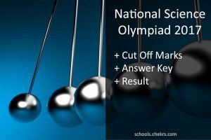 NSO 2017- Cut off Marks, Answer Key, Result : sofworld.org