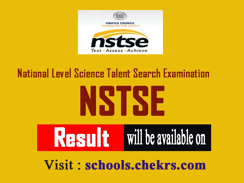 nstse result
