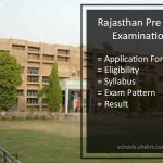 Pre B.Ed Exam 2017- Application Form, Syllabus, Pattern, MDSU