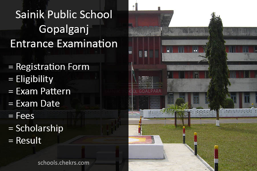 Sainik School Gopalganj Admission Details Available