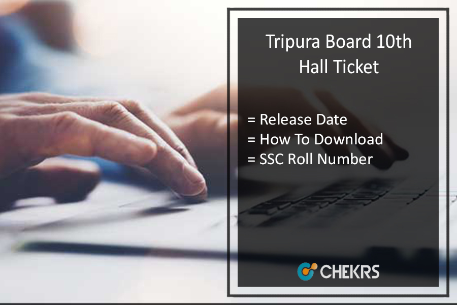 Tripura Board 10th Hall Ticket, TBSE Madhyamik Roll Number Release Date