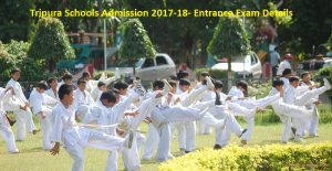 Tripura Schools Admission 2017-18- Entrance Exam, Process, Dates Available