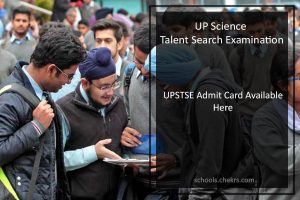 UPSTSE Scholarship 2017- Admit Card Download Name Wise, Exam Date