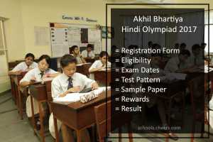 SilverZone Akhil Bhartiya Hindi Olympiad (ABHO)- Apply Now