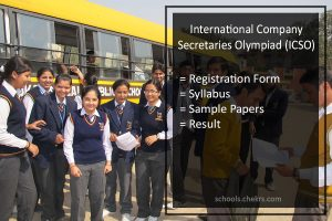 International Company Secretaries Olympiad (ICSO) 2018 - Apply