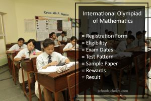 International Olympiad of Mathematics - Registration Form