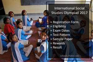 International Social Studies Olympiad - Registration Form
