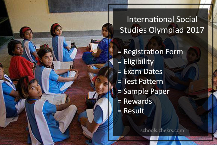 International Social Studies Olympiad - Registration Form
