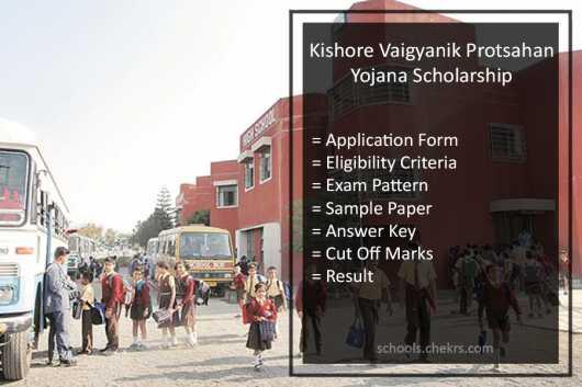 Kishore Vaigyanik Protsahan Yojana (KVPY) Exam - Details