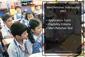 Meri Pehchan Scholarship - Application Form, Eligibility